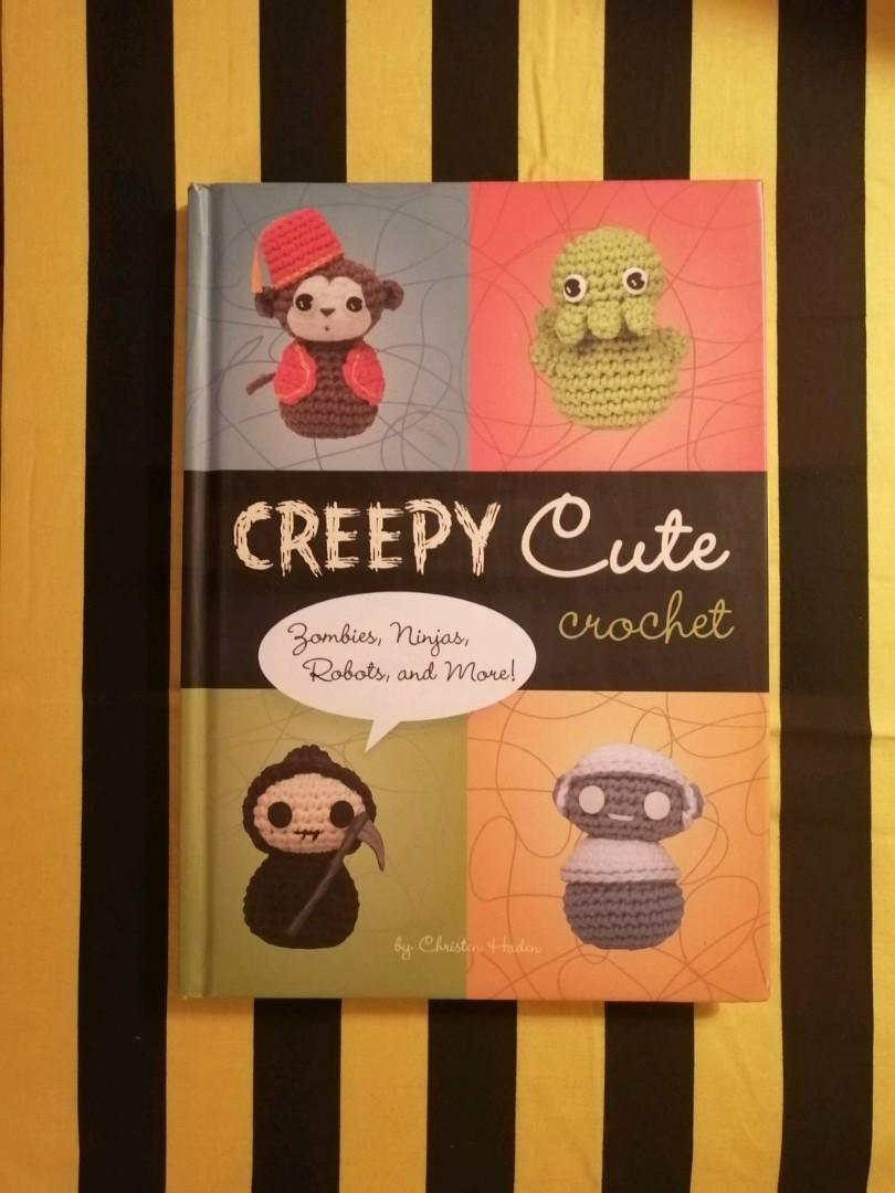 Creepy Cute Crochet book