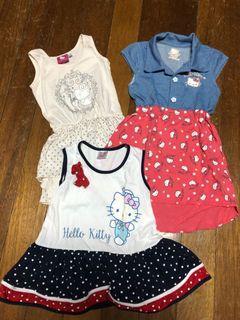 Sale! Hello Kitty Bundle dresses