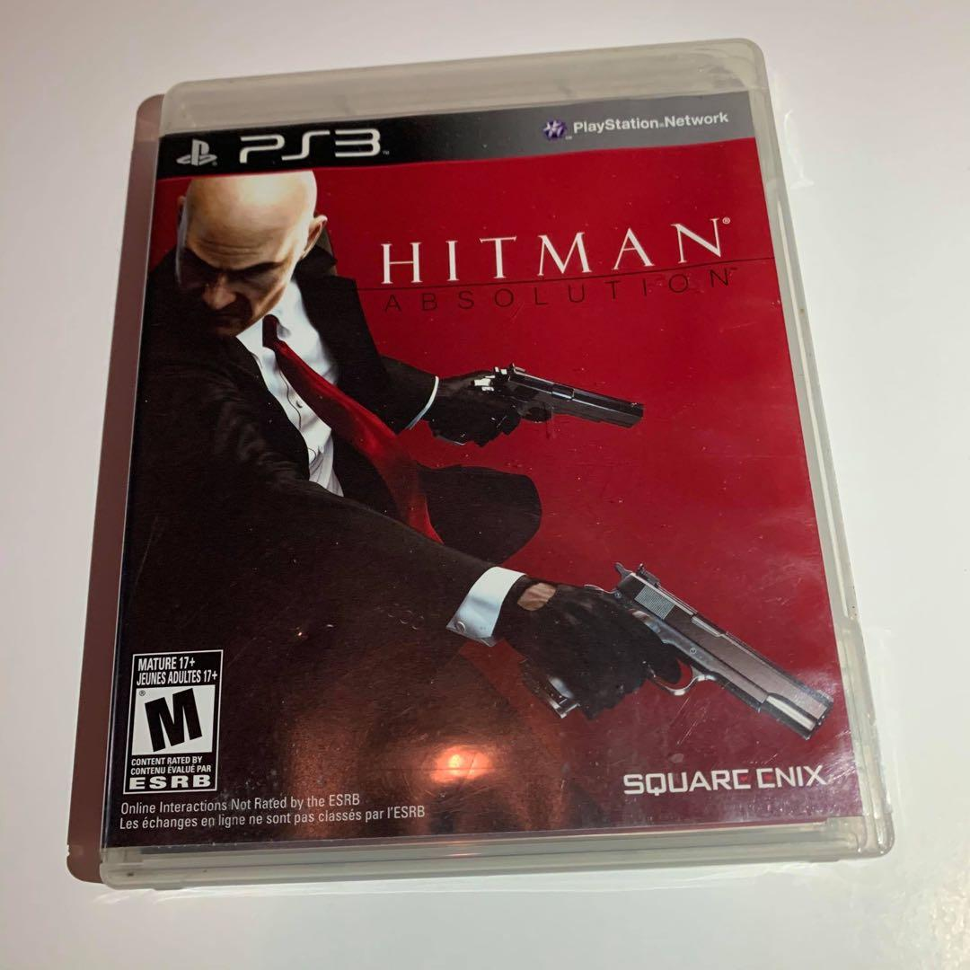 Hitman: Absolution for Playstation 3 (PS3)