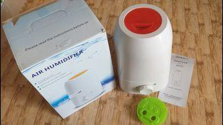 Humidifier Volume 4.2 L