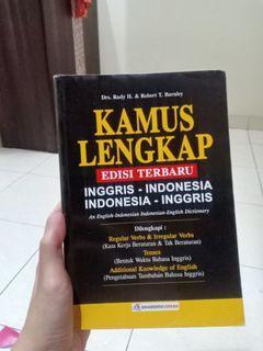 #MulaiYuk Kamus lengkap Indonesia Inggris