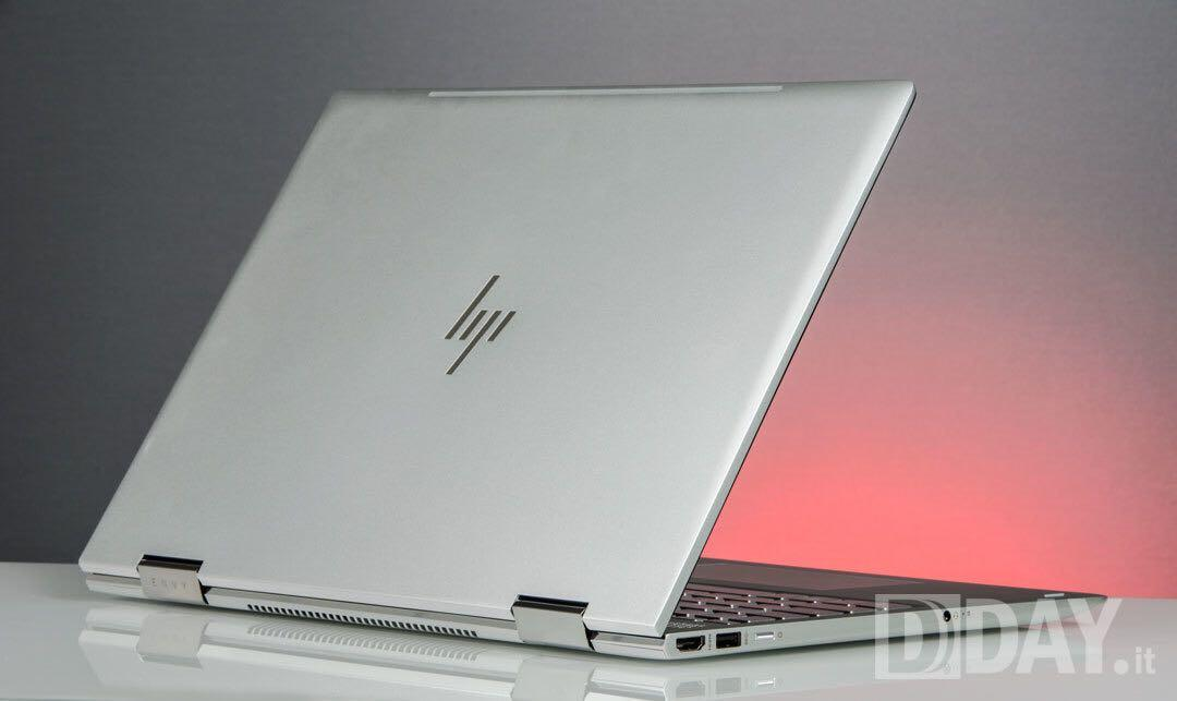 Like new, with amazing performance HP envy x360 with adapter