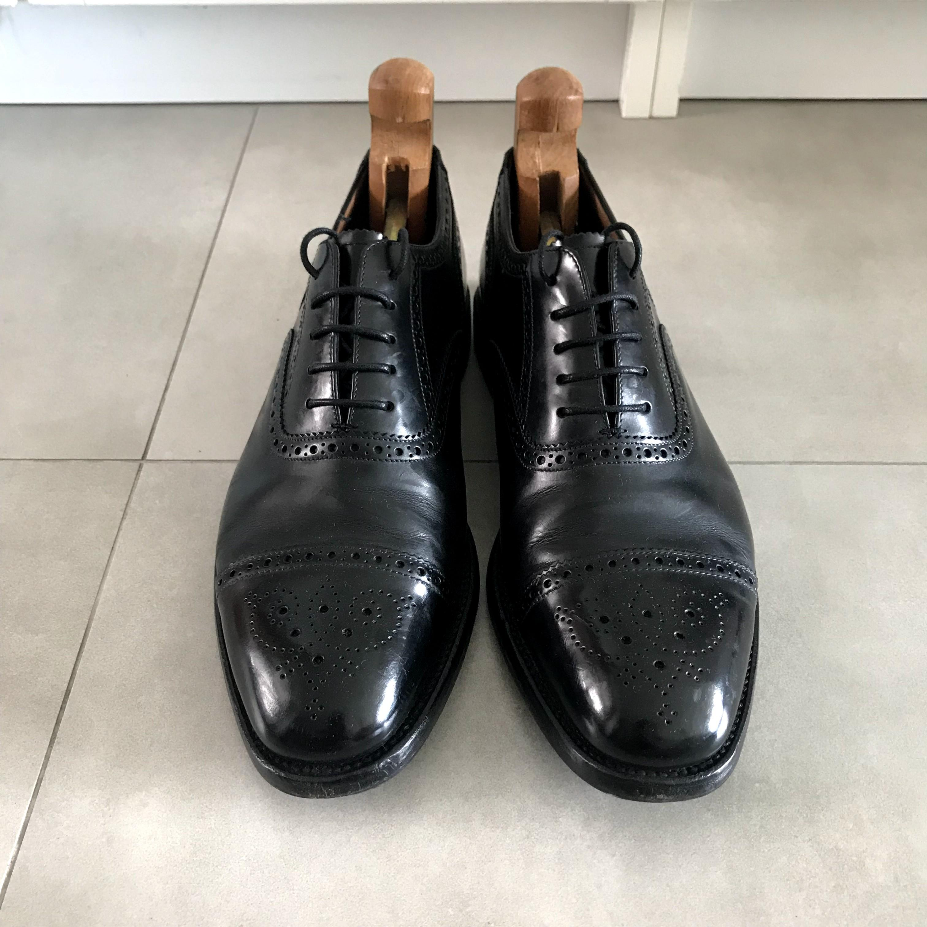 Loake Brogue shoes size UK 9 / US 10