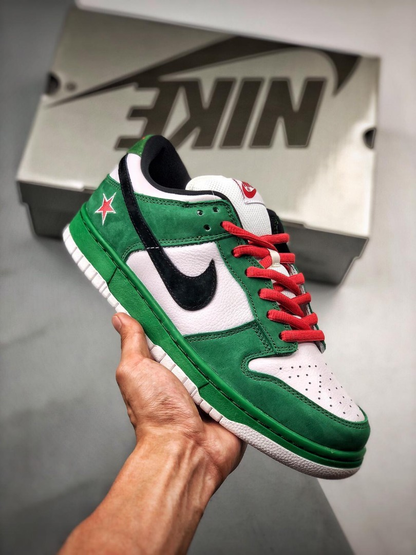 Nike SB Dunk Low Heineken, Men's