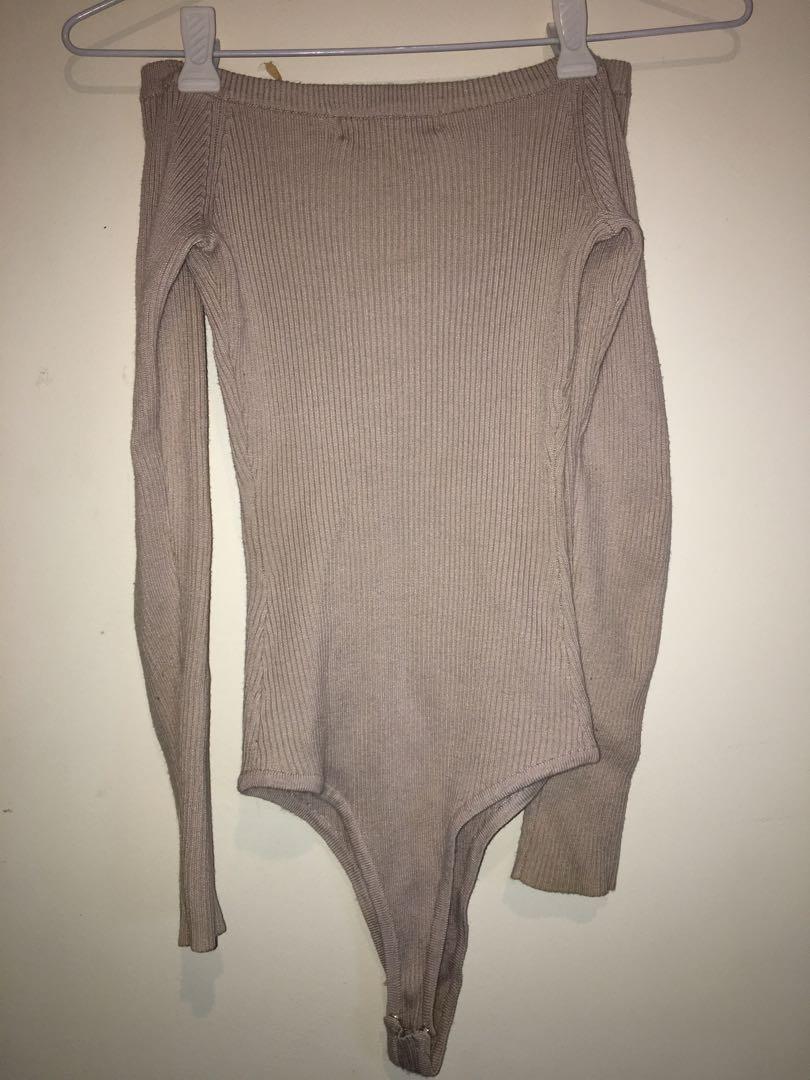 Bodysuit Thong