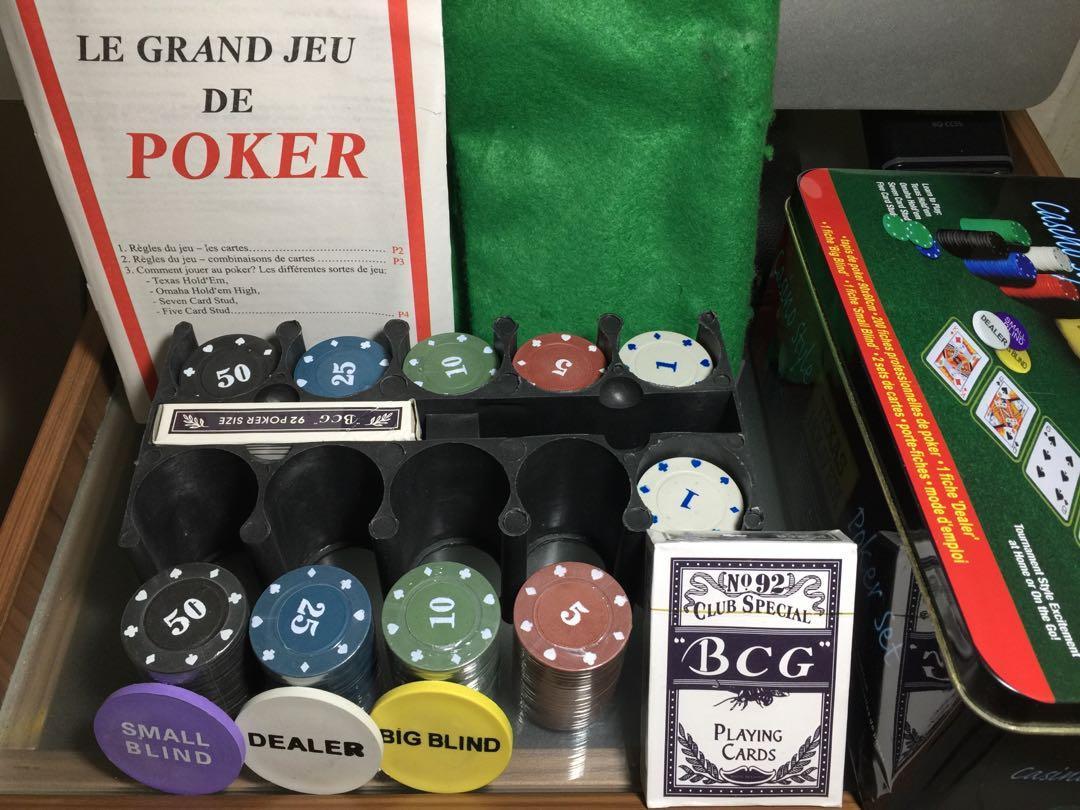 Regle De Poker Texas Hold