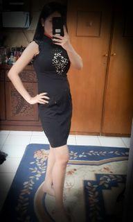 Rimini dress shanghai cny