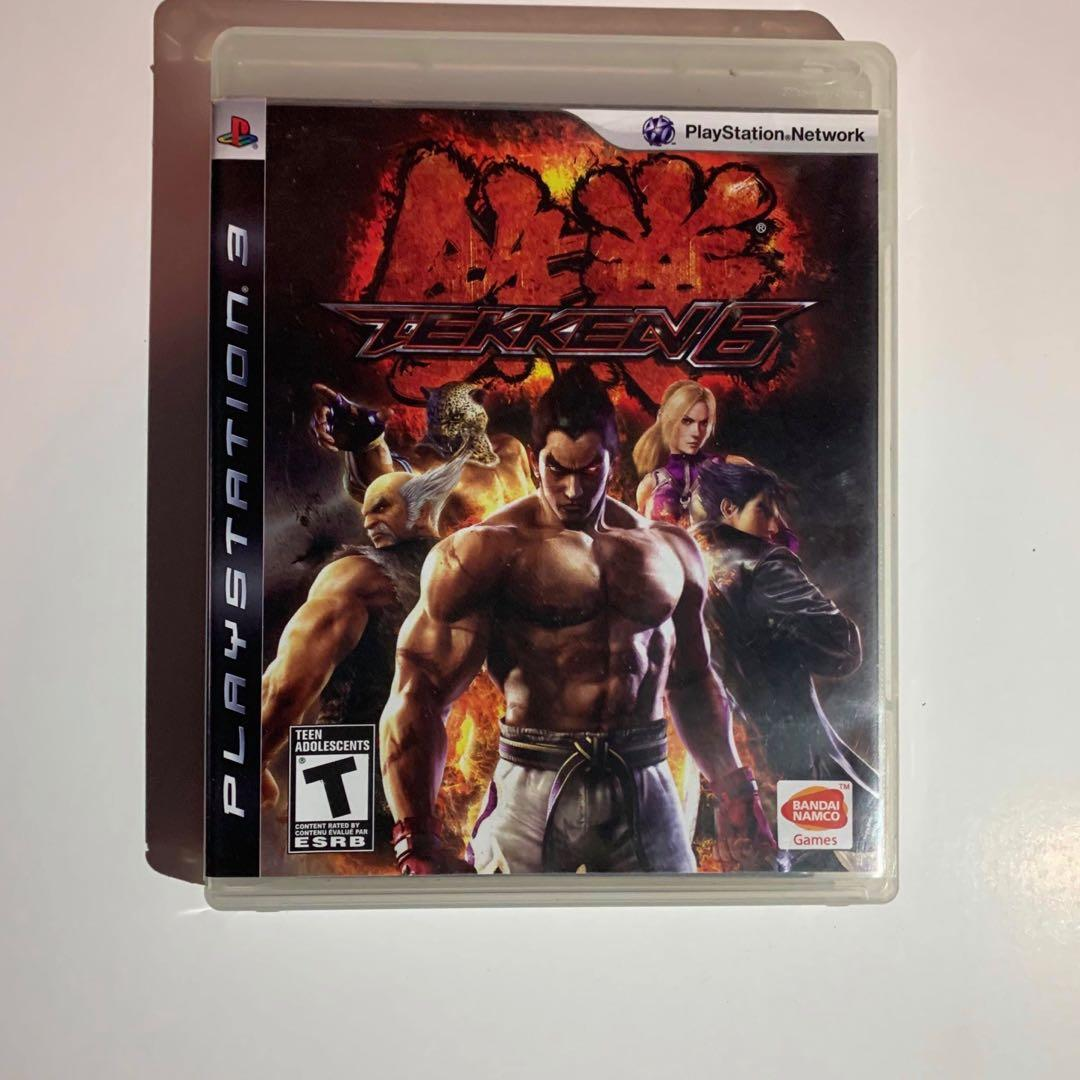 Tekken 6 for Playstation 3 (PS3)