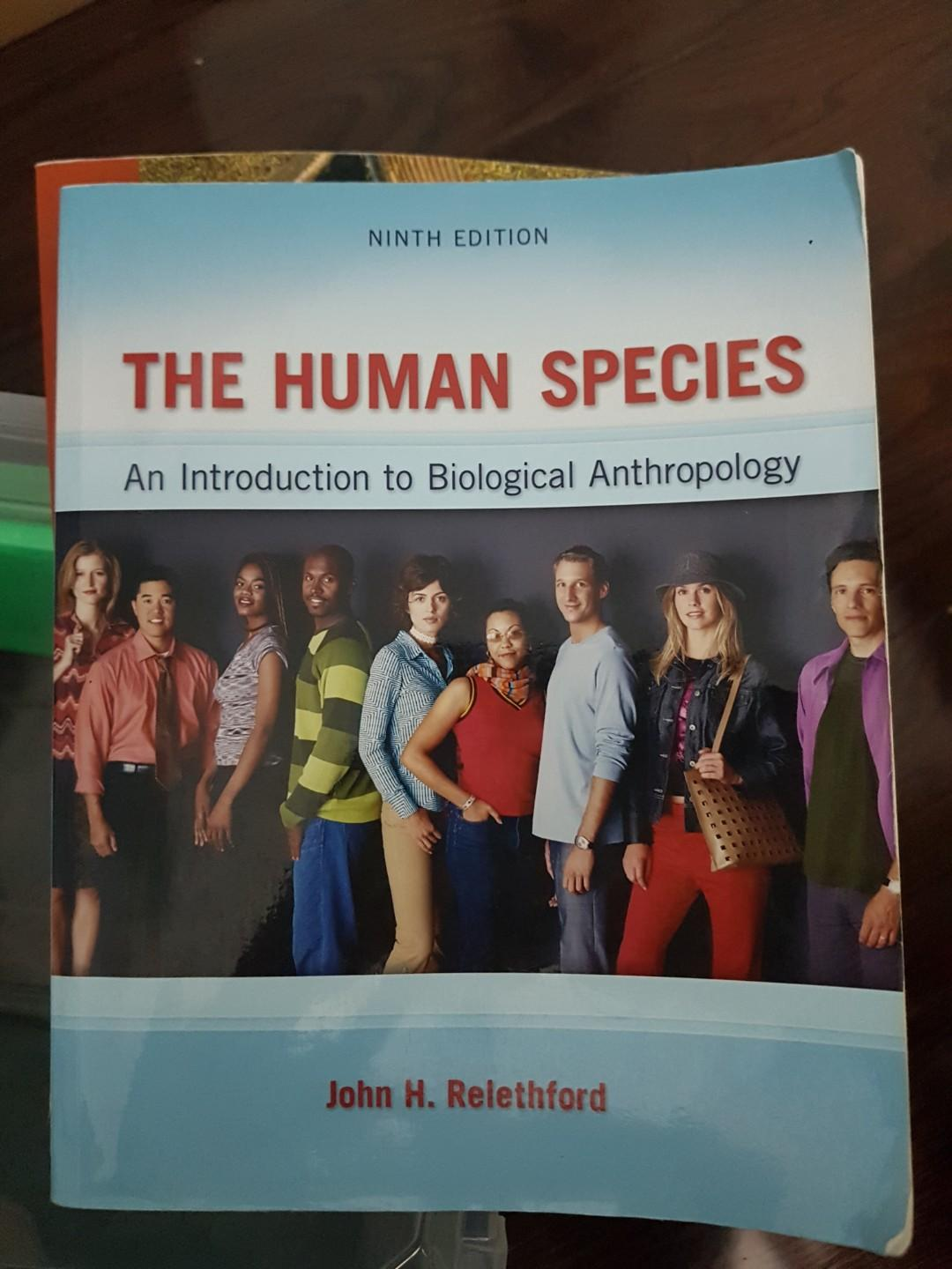 The Human Species 2nd ed