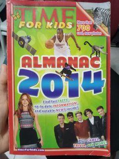 Time For Kids, Almanac 2014