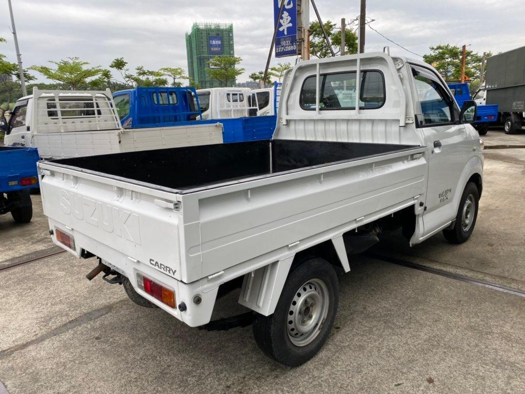 2009年 鈴木吉利 SUZUKI CARRY 1.6 二噸貨車 1.9噸 鈴木貨車 吉利貨車 小貨車 發財車 中古貨車