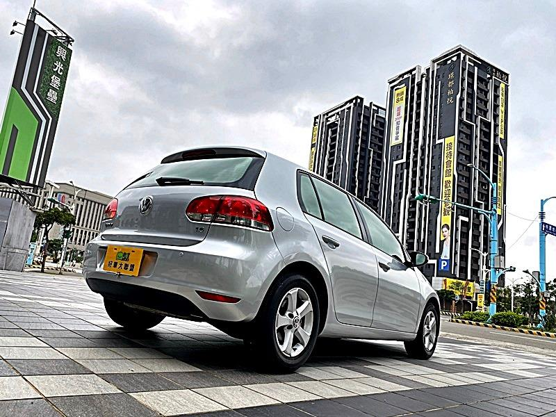 2009年 VW GOLF 1.6 汽油
