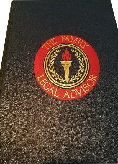 A Bar Association Family Legal Guide, Everything your family needs to know about the Law (HardCover), 100% From U.S...