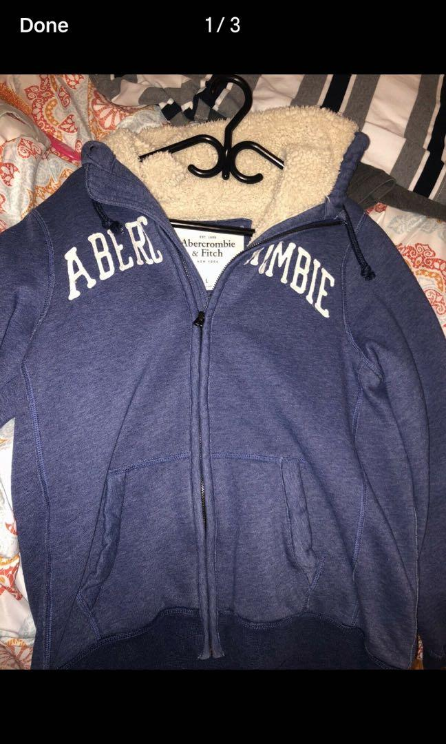 Abercrombie Hoodie - Medium/Large