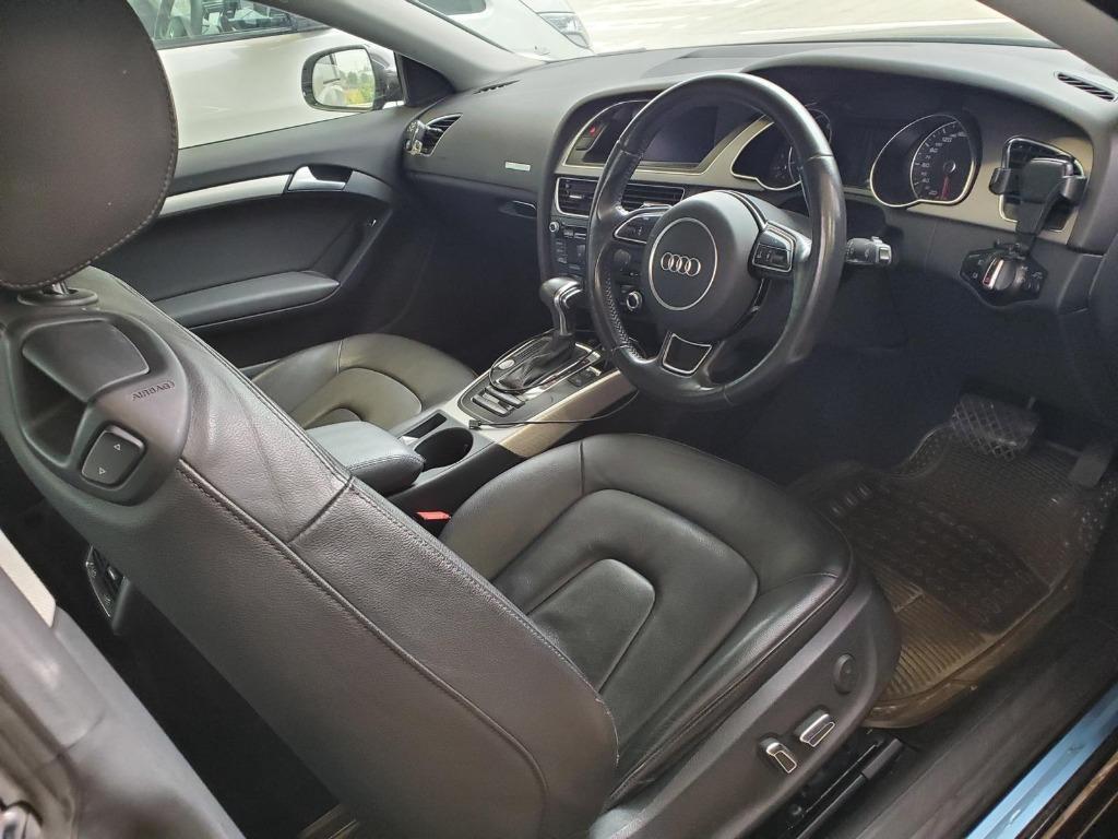 Audi A5 Coupe 2.0 TFSI S tronic (A)