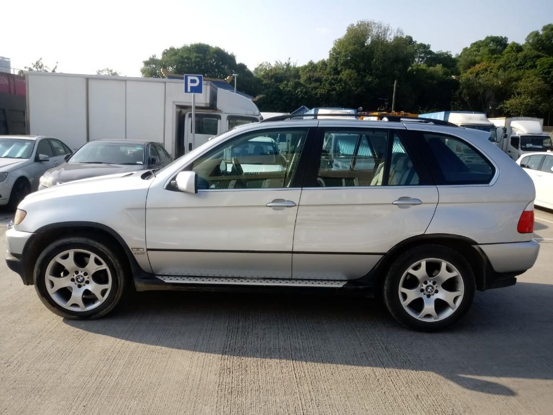 BMW X5 4.4 (A)