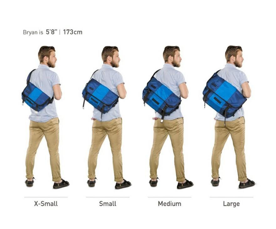 BRAND NEW Timbuk2 Red Medium Size Classic Heirloom Bixi Messenger Bag / Crossbody Bag / Sports Bag / Diaper Bag (Model #: 116-4-5076)