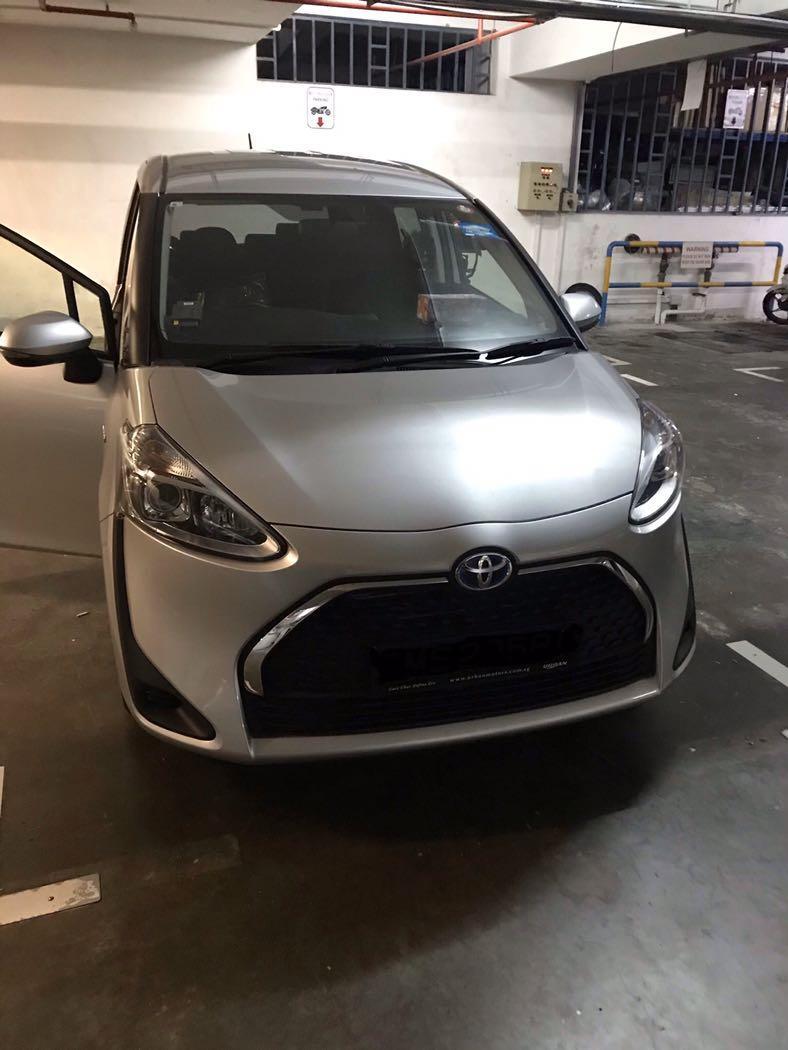 Car Rental (^.^) Sienta Hybrid for Rent @ $480/weekly