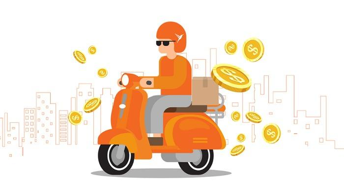 Full time, Part time or any time with LALAMOVE. Make money with motor, car, van, 4x4 or lorry.