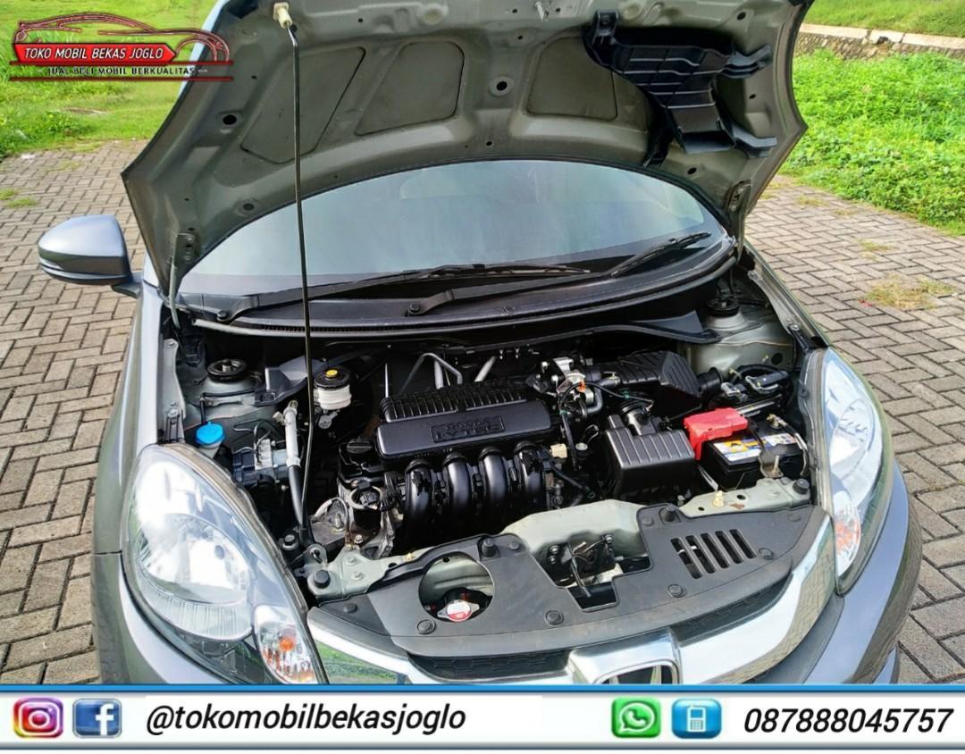 Honda Mobilio E CVT 2016 Grey,Kredit 132jt & Cash 147jt