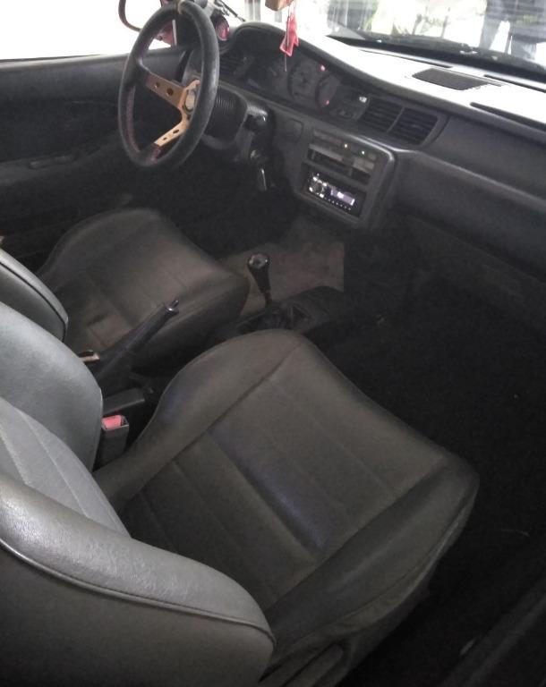 Jc car 1992年1.5L 喜美 K6 美規 三門 手排 原汁原味 輕度改裝