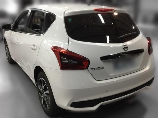 Jc car  Nissan Tiida 2019年1.6L 旗艦版 環景 盲點 超多配備 超低里程一手車庫車 原廠新車保固中