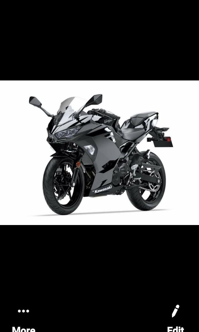 Kawasaki Ninja 400 Motorbikes Motorbikes For Sale On Carousell