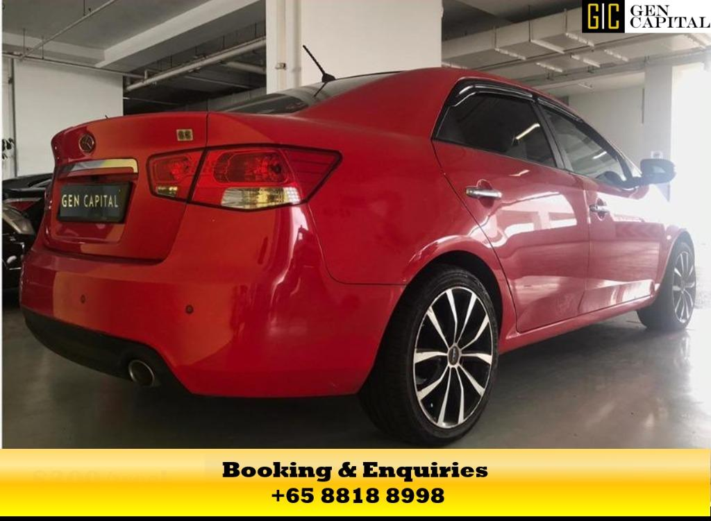 KIA CERATO - UP FOR RENT! MAY CIRCUIT BREAKER PROMOTION ON RIGHT NOW! $500* DEPOSITS TO DRIVE AWAY! LALAMOVE/GRAB/GOJEK/PHV READY! CONTACT US NOW AT  +65 8818 8998!!