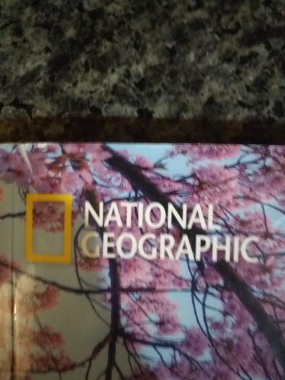 National Geographic present Cherry Blossoms, national cherry blossom festival