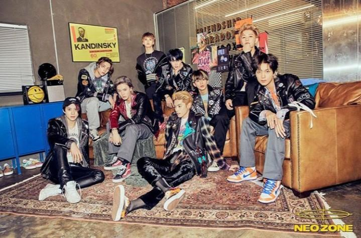 NCT127 2ND Repackage Album: Neo Zone The Final Round