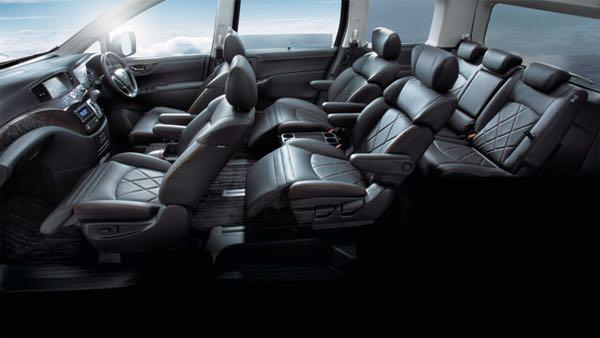 CB Promo EXTENDED! Nissan Elgrand (Grab/GoJek /Limousine)
