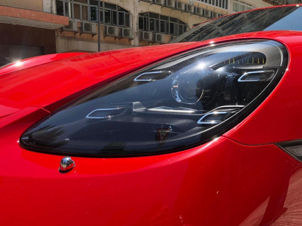 Porsche 718 Cayman S Auto