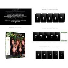 [Pre-order] BVNDIT 2ND MINI ALBUM 第2张迷你专辑 - CARNIVAL