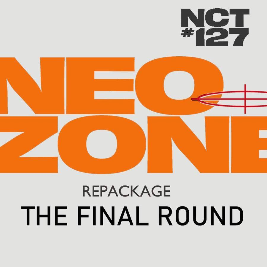 [Preorder] NCT 127 - Neo Zone The Final Round (Repackage)