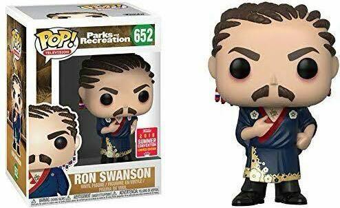 Ron Swanson pop special edition