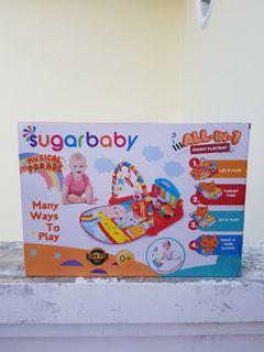 Sugar Baby Piano Playmat Musical Parade