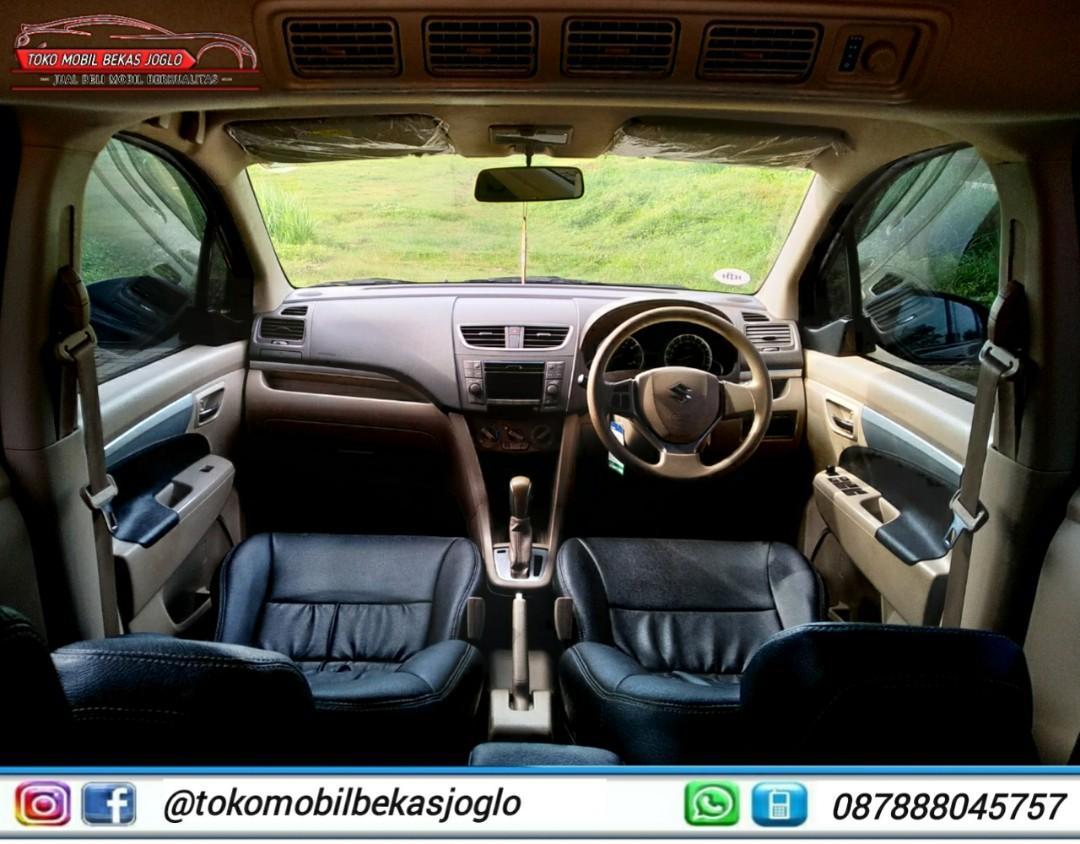 Suzuki Ertiga GX AT 2013 Hitam,Kredit 105jt & Cash 127jt