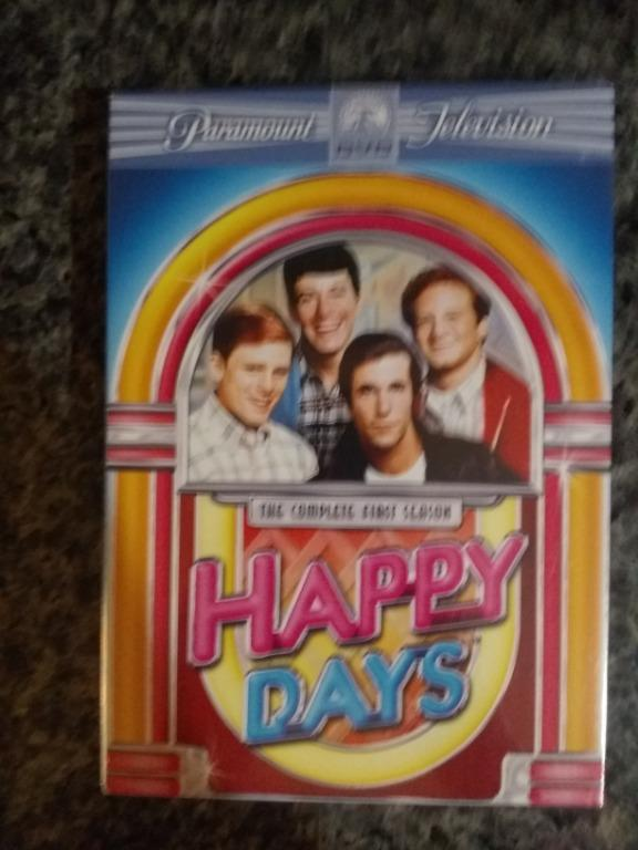 The Happy Days  The Complete First Season