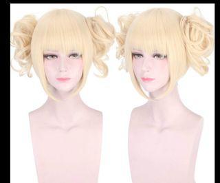 Toga wig cosplay