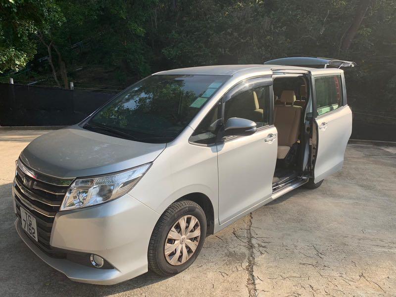 Toyota Noah 2.0 X 8-Seater Auto