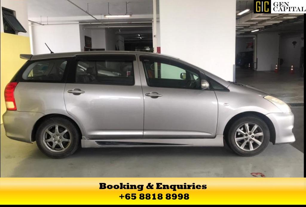 TOYOTA WISH - UP FOR RENT! MAY CIRCUIT BREAKER PROMOTION ON RIGHT NOW! $500* DEPOSITS TO DRIVE AWAY! LALAMOVE/GRAB/GOJEK/PHV READY! CONTACT US NOW AT  +65 8818 8998!!