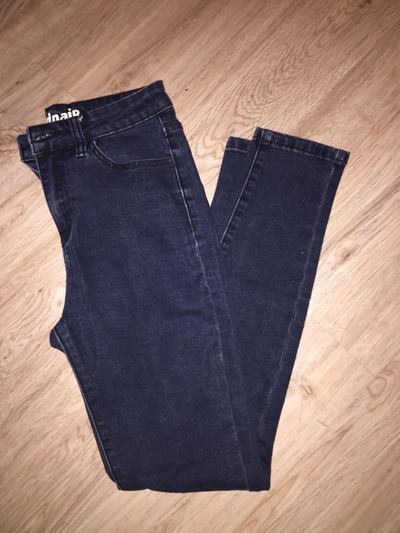 Wild pair jeans