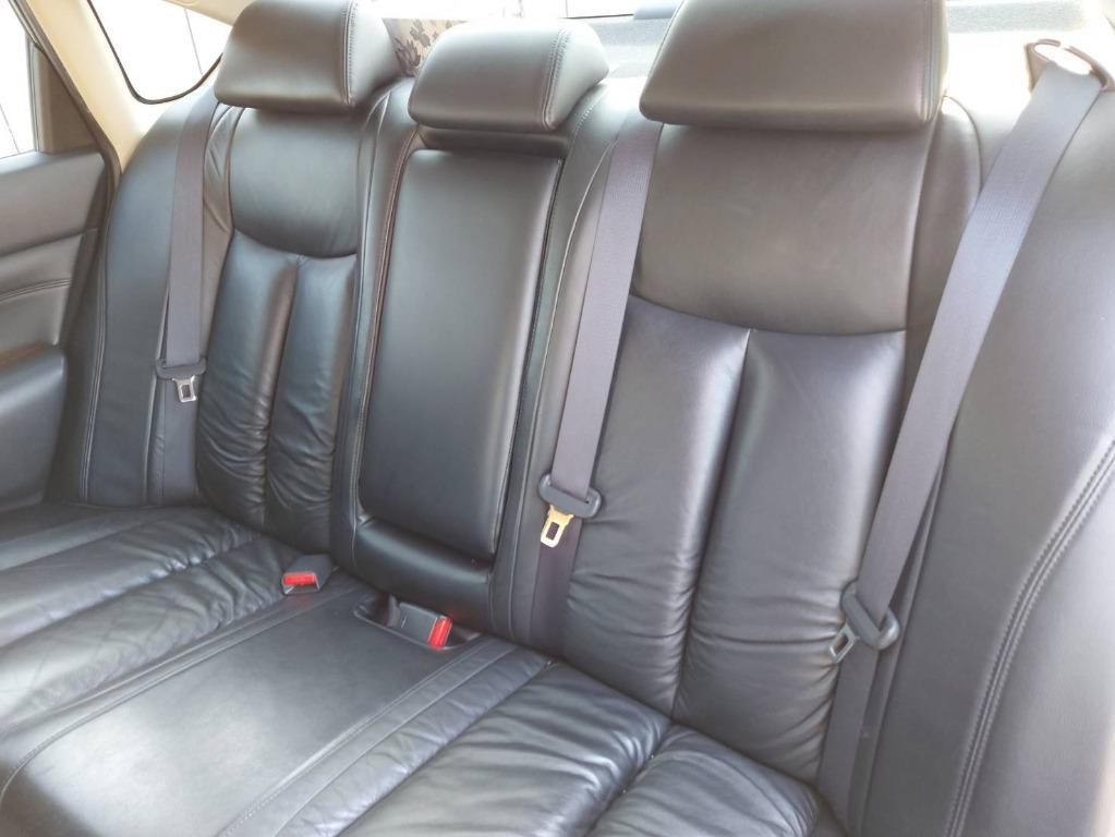 10年 NISSAN TEANA 帝也納 4門轎車 多配件 頂級奢華 豪華