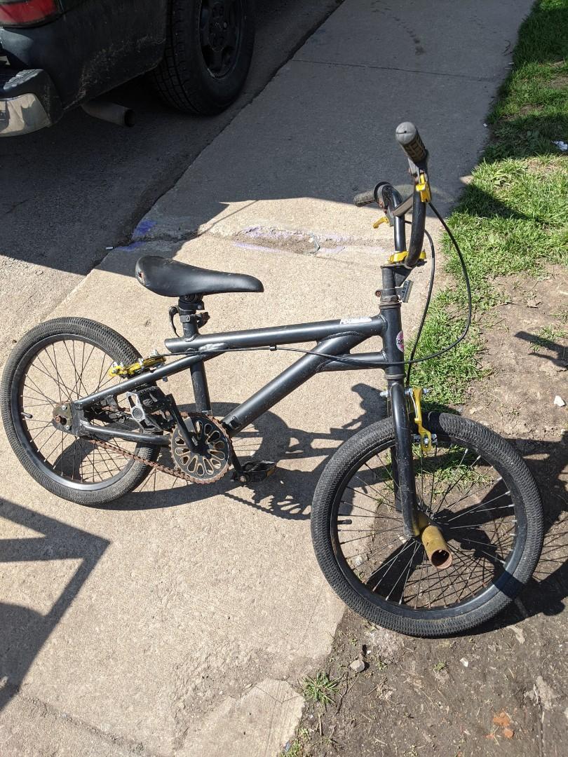 18 inch wheel BMX