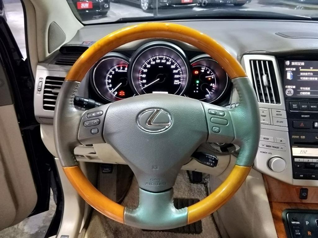 2007年 LEXUS RX350