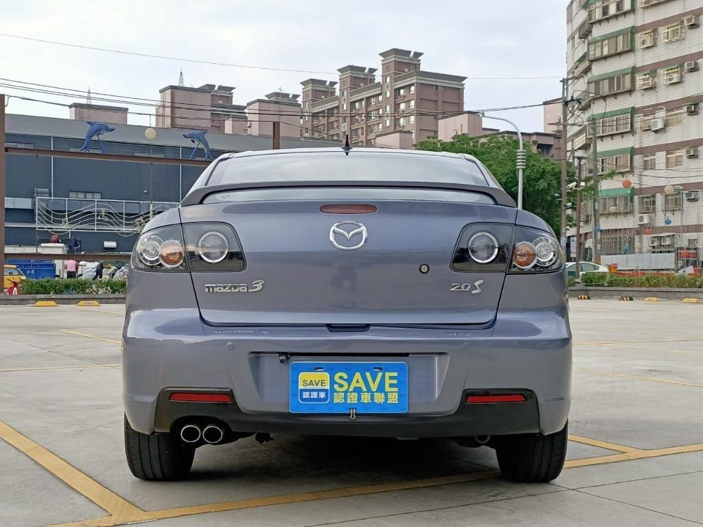 ➡️2008 Mazda 自手排 2.0L ✨一手車 里程僅15 安卓機.倒車顯影.天窗 便宜下殺!