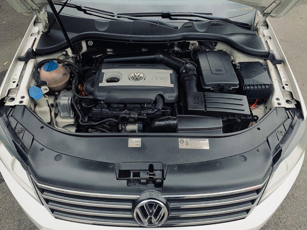 正2011 總代理一手車 Volkswagen/福斯 Passat 1.8TSI
