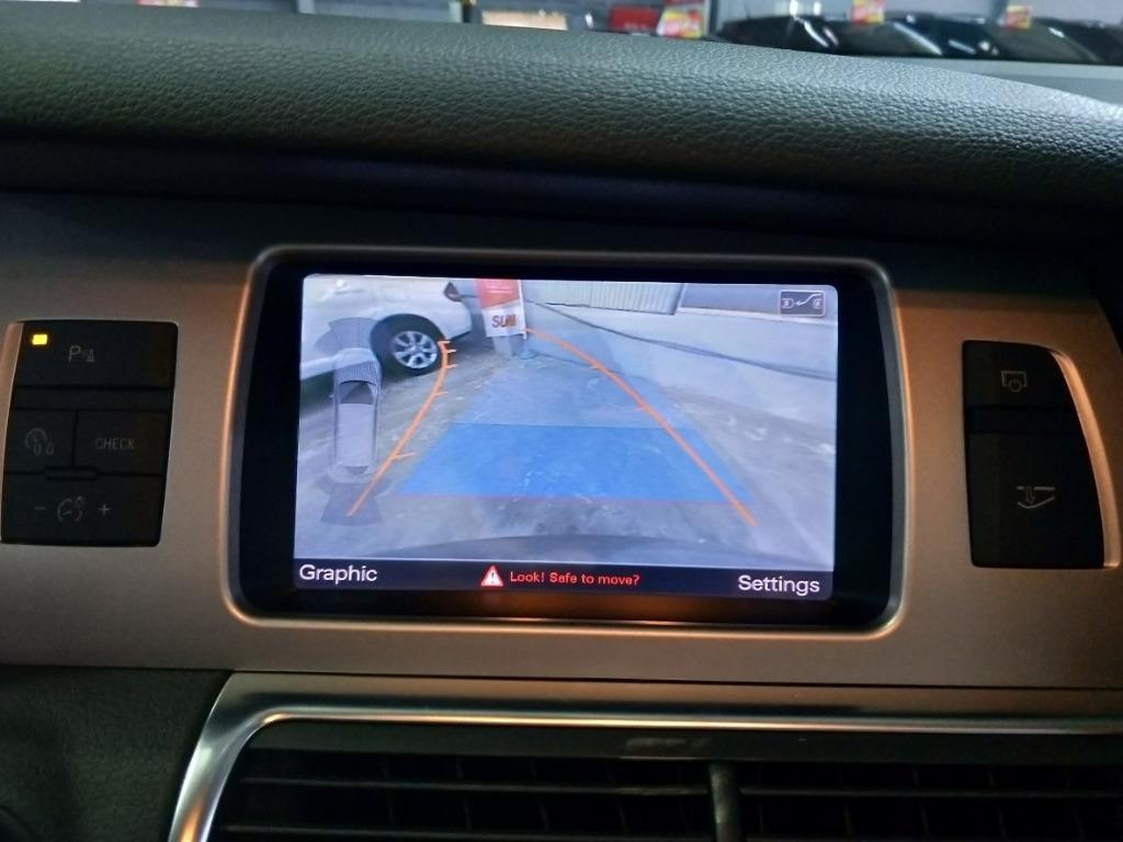 正2012出廠 Audi Q7 3.0 TFSI Quattro 正七人座