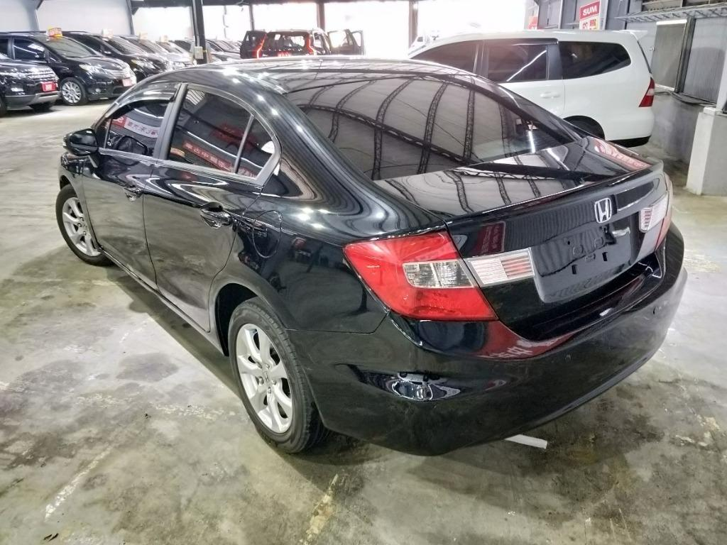 2012年 Honda Civic1.8 K14 精裝版