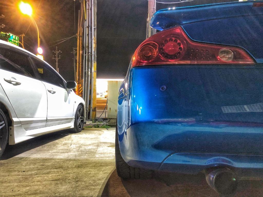 2013 Infiniti G37 Coupe 3.7 藍